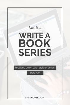 Ready to plot and plan for you next book series like a pro? Click through to…
