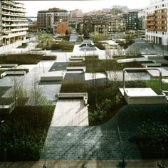 Landscape Architecture: Eduardo Arroyo /NO.MAD  Location: Barakaldo, Spain
