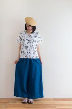 SOU・SOU着衣 袖なしジバン- SOU・SOUの定番デザイン