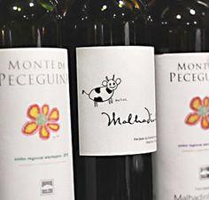 Malhadinha - Esse vinho é para as mulheres tomarem antes da academia. Saiba mais sobre nomes estranhos de vinhos portugueses em http://viagensecuriosidades.com/nomes-estranhos-de-vinhos-portugueses/ #vinhos