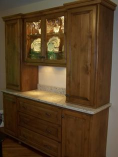 Kitchen Buffet | Best Way To Make A Built In Buffet Look U0027built Inu0027