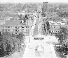 Shermans army burning columbia south carolina from harpers weekly looking north from the state house about 1910 photograph security federal savings and loan association columbia s the associati fandeluxe Gallery
