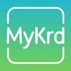 The #MyKrd new logo is here! New release coming soon!