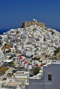 This is my Greece | The Hora of Astypalea island, Dodecanese