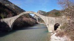 Ηπειρος και το πέτρινο γεφύρι της Πλάκας   Το βίντεο τραβήχτηκε το 2013 με drone multicopter στο οποίο έχω αναρτήσει πάνω του βιντεοκάμερα HD