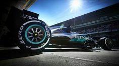 #44 Lewis Hamilton...Mercedes AMG Petronas F1 Team...Mercedes F1 W07...Motor Mercedes PU106C V6 t h 1.6...GP España 2016