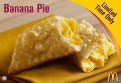 McDonald's Malaysia: Banana Pie