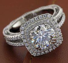 36 Remarkable Engagement Rings - MODwedding