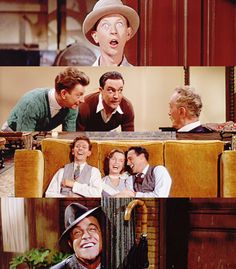 Singing in the Rain (1952) I remember watching this movie with my great uncle.