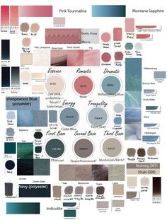 Zyla colors collage NOT MINE but would work well for me