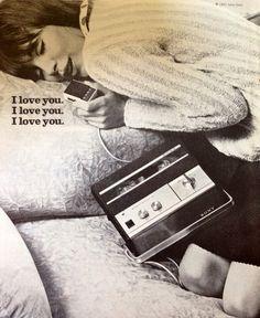 1968 radio music advertisement
