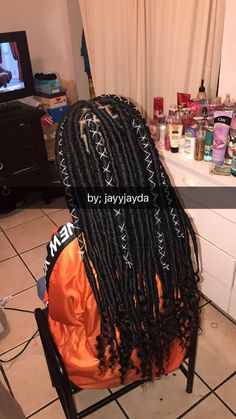 Must-try Braided Hairstyles Box Braids Hairstyles, Baddie Hairstyles, My Hairstyle, Black Girls Hairstyles, Protective Hairstyles, Black Girl Braids, Braids For Black Hair, Girls Braids, Dreads
