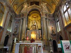 Sonho realizado!!! É lindíssima está Igreja de Santo António em Lisboa! Momento de oração e emoção!!!