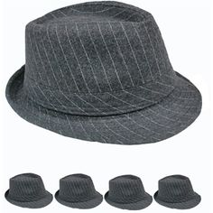 25 Best Felt Fedora Hats with an imprinted logo on the belt or on ... ba52bed00d0f