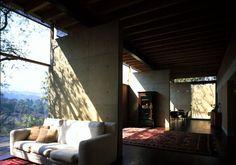 Casa NEGRO. 1997. ALBERTO KALACH Y ADRIANA LEÓN de Taller de Arquitectura X | _ Arquitecturas silenciosas