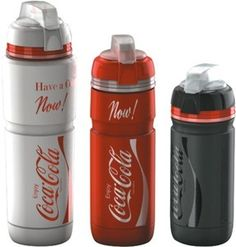 Coca Cola Bottle License different bottle sizes for bicycle design
