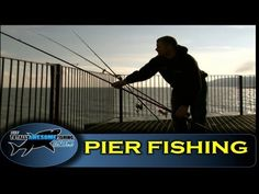 The first of our Totally Awesome Pier fishing tips videos. In this episode, Graeme Pullen takes The Totally Awesome Fishing Show down to Eastbourne in Sussex. Saltwater Fishing Gear, Trout Fishing Tips, Fishing Rigs, Sea Fishing, Gone Fishing, Fishing Boats, Fishing 101, Fishing Stuff, Crappie Fishing