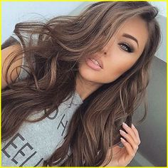 50+ Brunette Hair Color Ideas 2017 http://www.ysedusky.com/2017/03/15/50-brunette-hair-color-ideas-2017/