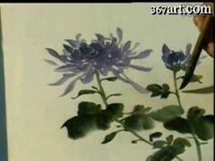 Chrysanthemum Chinese Painting (Part 5/5)