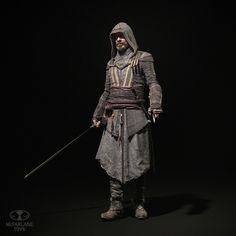 Agular Assassin's Creed Movie, Julian Moran on ArtStation at https://www.artstation.com/artwork/ZJbN8