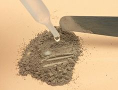 how to reconstitute dried metal clay
