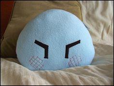 Mischievous Dango Plush Pillow