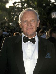 Sir Anthony Hopkins during 1999 Vanity Fair Oscar Party