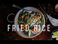CURRY FRIED RICE | Good Eatings - YouTube