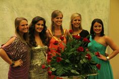 ZTA Silver Award Winners!    casual pin @Rachel Williams @Hannah Drum @Kelsey Schmidt @Hannah Strickland @Jenna Shoemaker
