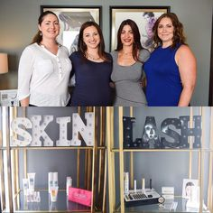 The team at @la_petitspaandlashes is made up of 6 motivated and fun loving women. The whole team specializes in Xtreme Lash extensions. They love what they do making women in the Knoxville area look and feel their best.  All of their estheticians keep up with continuing education to make sure they are offering you the best and most current services available.  Their newest service addition is very new to the area semi-permanent eyebrow services to fill in any gaps or sparse areas.  La Petit…