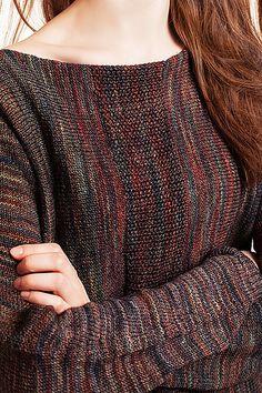Sideshow pattern by Viktoria Shevchuk. malabrigo Sock in Pocion