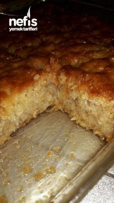 Kadayıflı Revani (Yok Böyle Muhteşem Bir Lezzet) – Nefis Yemek Tarifleri – Tatlı tarifleri – Las recetas más prácticas y fáciles Yummy Recipes, Cake Recipes, Dessert Recipes, Yummy Food, Bread Recipes, Dessert Simple, Sweet Desserts, Easy Desserts, Cakes Plus