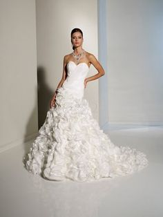 Eden Bridals #2403, #usedweddingdress, #gentlyloved
