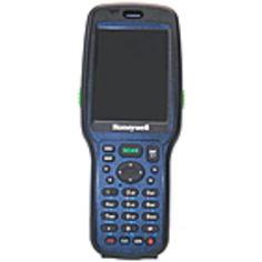 Honeywell 6510FPB1233E0H Dolphin 6510US 5603SR Mobile Computer - 802.11 a-b-g-n - Bluetooth - Windows CE 6.0 Pro - Black
