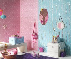 Home Design and Interior Design Gallery of Mural Colors Decoration Babyroom