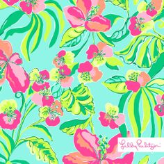 Lilly Pulitzer Resort '13- Island Cocktail Print