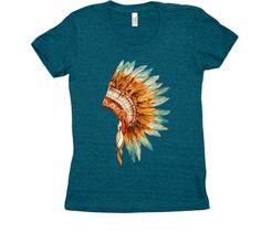Tshirt Windigo le chef indien Le Chef, T Shirts For Women, Mens Tops, Fashion, Hunters, Woman, Moda, Fasion