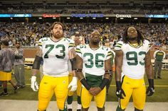 I had no idea Aaron Rodgers was such a pro photobomber. This website is amazing. << I did! haha