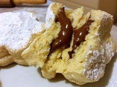Focaccine alla nutella al forno – Ricette in Armonia