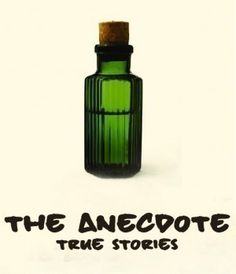 <p>This article explains what anecdotes are and gives an example of one.</p>