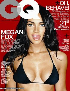 Megan Fox for GQ Magazine | www.piclectica.com #piclectica #MeganFox #GQ