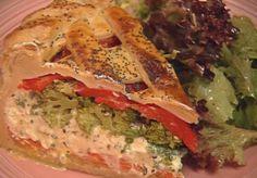 Kula Vegetable Torte by Beverly Gannon