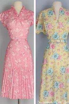 1960s vintage spring dresses for sale vintagebysuzanne on etsy buy now