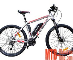 """E-totem Brave, la mountain bike eléctrica con rueda de 27,5"""" y 27 velocidades"""