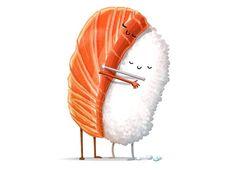 sushi hugs! http://naperville.shintoexperience.com/