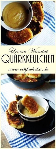 Uroma Wandas Quarkkeulchen waren ein Dauerbrenner in der Küche für Kinder - lecker einfaches Rezept mit Kartoffeln