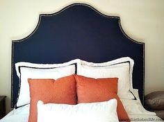 How To Make An Upholstered Headboard, Part 2