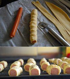 Snacks, Baking Tips, Creative Food, Bon Appetit, Finger Foods, Good Food, Party, Brunch, Food And Drink