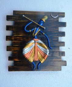 Arts And Crafts Hobbies That Make Money Clay Wall Art, Mural Wall Art, Mural Painting, Ceramic Painting, Ceramic Art, Murals, Paintings, Clay Art Projects, Clay Crafts