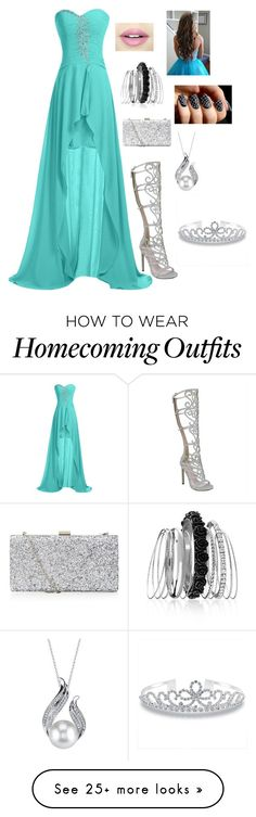 """""""Prom"""" by nechamaze on Polyvore featuring Avenue, Fiebiger and Bling Jewelry"""
